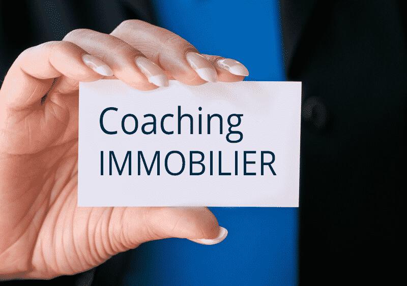Formation coaching immobilier et vente directe Françoise Duverne